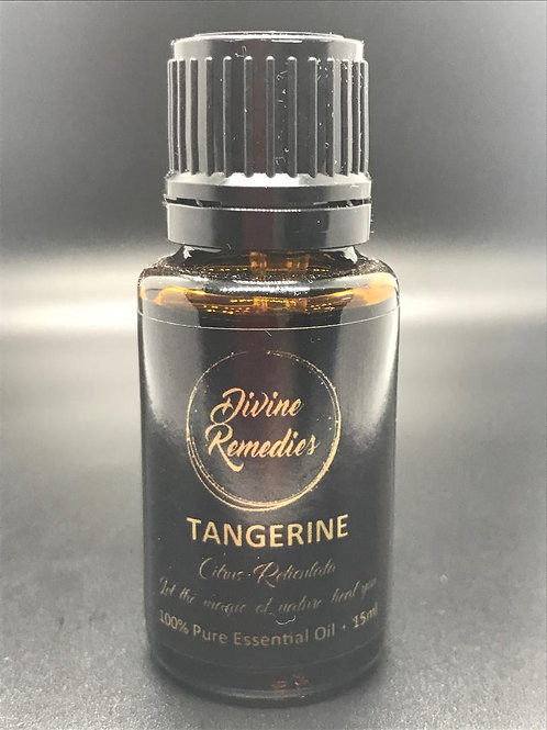 TANGERINE (Citrus Reticulata) 15ml