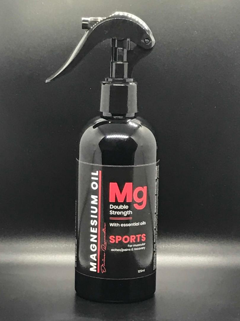 Sports Magnesium Oil 250ml