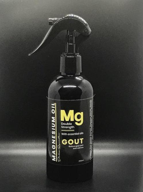 Magnesium Oil Gout Spray