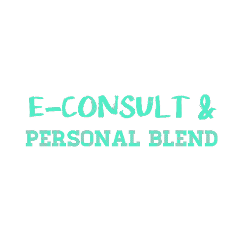 E-CONSULT & PERSONALISED BLEND