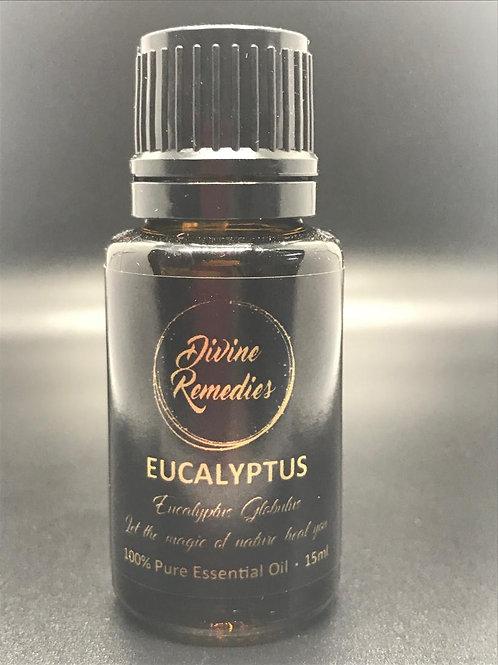 EUCALYPTUS (Blue Gum / Eucalyptus Globulus) 15ml