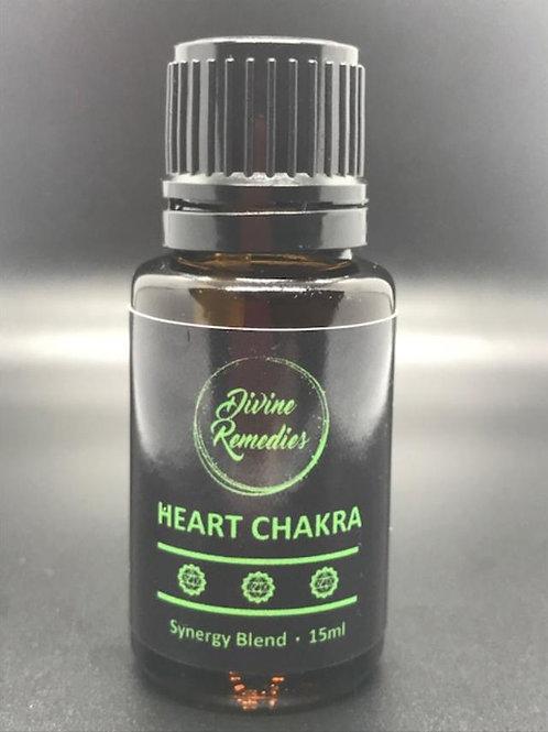 HEART CHAKRA 15ml Blend