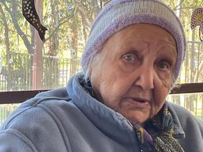 Aunty Val (OAM), 86
