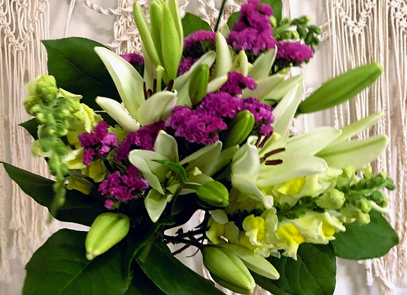 'Spring Sunshine' Mother's Day Bouquet