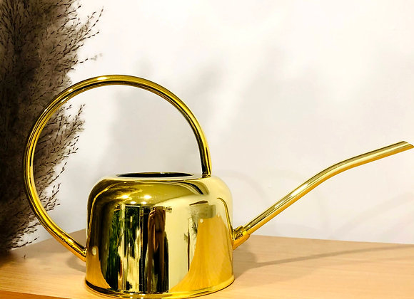 Gold Henri Watering Can