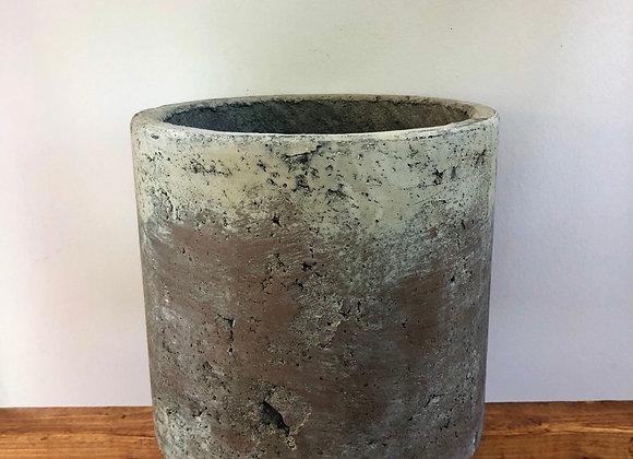 "7.25"" x 7"" Brooks Concrete Planter"