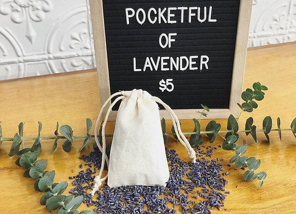 Pocketful of Lavender