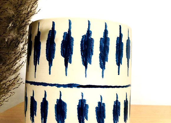 Blue Serenity Pot