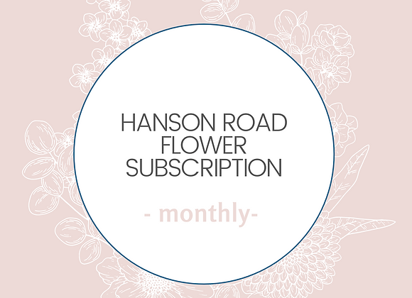 Monthly Flower Subscription - Beauty Bouquet