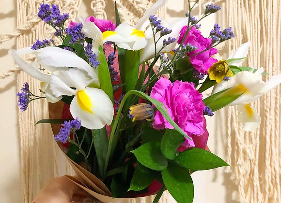 'Simply Spring' Mother's Day Bouquet