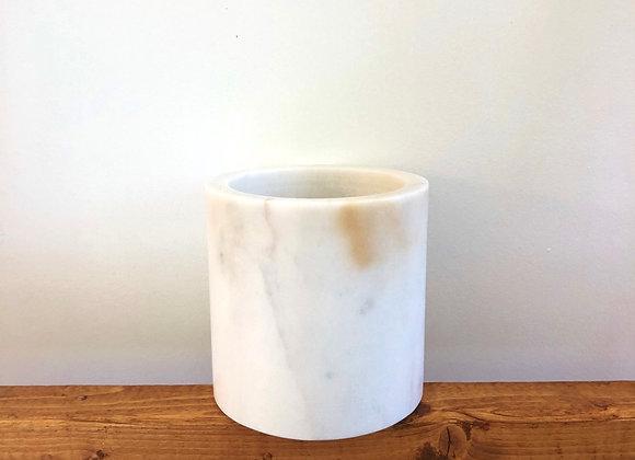 """4x4"""" Marble Pot"""