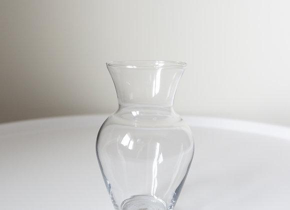 Basic glass vase
