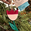 Thumbnail: Bird Girl Arts Flower Christmas Tree Ornament