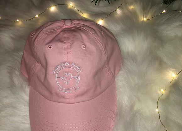 Pink Ball Cap