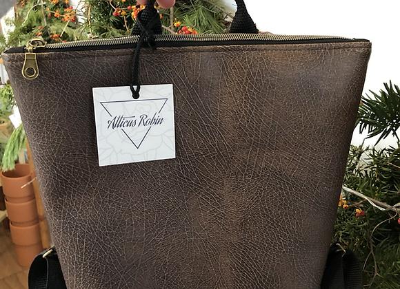 Atticus Robins Vegan Leather Backpack
