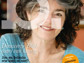 Nieuwe b. Magazine is uit!