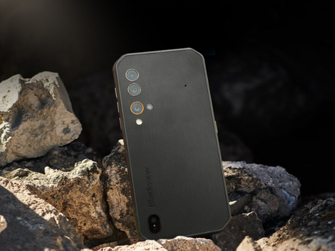 BV9900E Helio P90 Rugged Smartphone 6GB+128GB IP68 Waterproof 48MP Camera NFC Android 10
