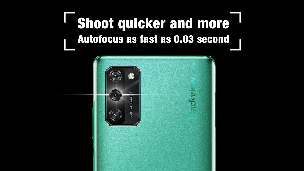 Blackview shot quicker A100 smartphone