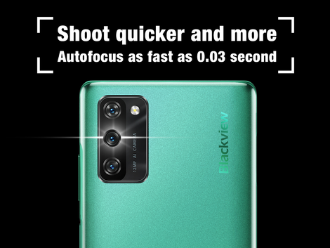 Blackview A100: The Fastest Photo Shooting Smartphone under $300