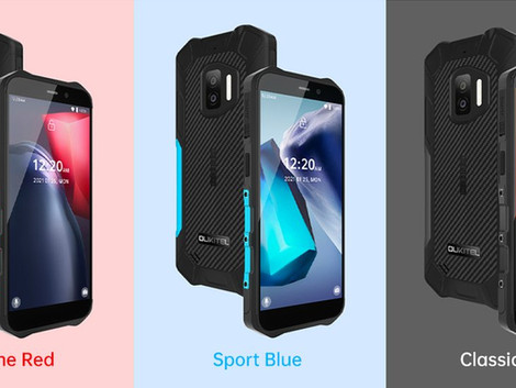 WP12 - Oukitel first ruggedized smartphone of 2021 to run Android 11