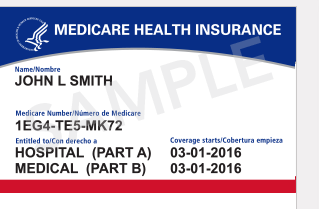 Medicare announced that they are changing Medicare card numbers nationwide