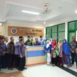 Opening Ceremony UAD Growth Hub 27th November 2018
