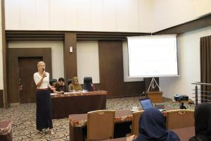 Growing Indonesia – a Triangular Approach showcase at the ICE-BEES Conference in Semarang