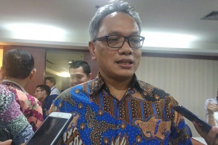 Dirjen Belmawa Kemenristekdikti Prof Ismunandar di Jakarta, Kamis. (Indriani)
