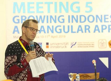 Partnership Meeting #5 at STIE Malangkucecwara