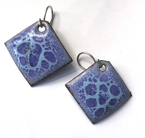 ERE 325 Earrings Enamel