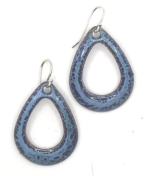 ERE 314 Earrings Enamel