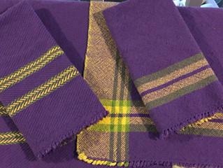 Weaving the Winter Away
