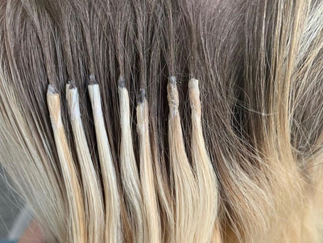 Healthy Hair Regrowth While Wearing Extensions