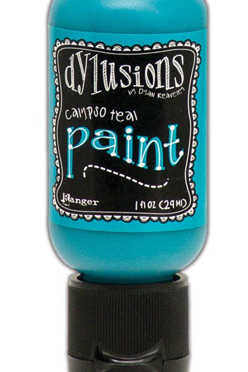 "Dylusions Paint Flip Cap ""Calypso Teal"""