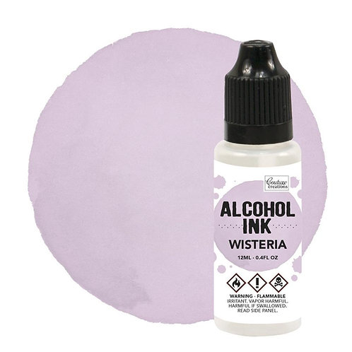 """""""Pink Sherbet / Wisteria"""" Couture Creations Alcohol Ink 12ml"""