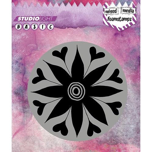 #11 Studio Light Mixed Media Foam Stamps