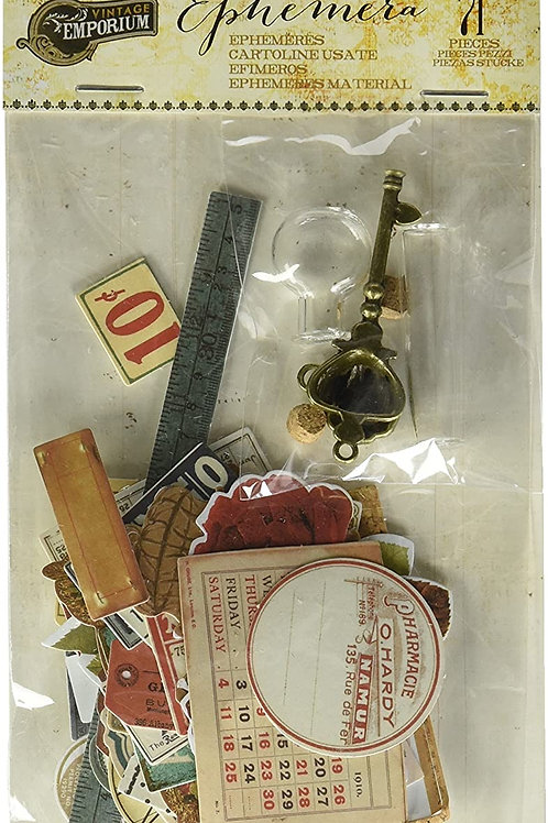 French Riviera-Ephemera - Vintage Emporium-4x7.5