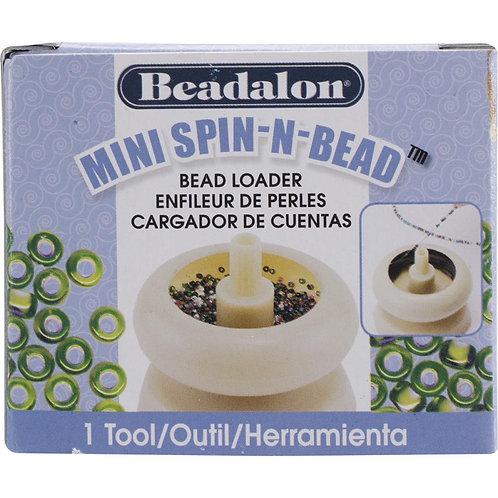 Beadalon Mini Bead-n-Spin beading Tool