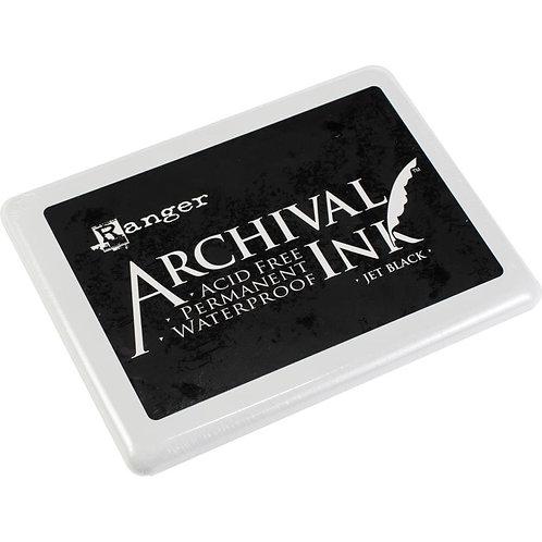 Jumbo RANGER-Archival Ink Pads Black