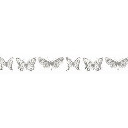 """Kaisercraft Printed Tape """"Butterflies"""""""