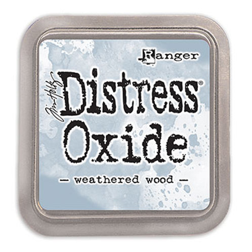 """Distress Oxides - """"Weathered Wood"""" by Ranger"""