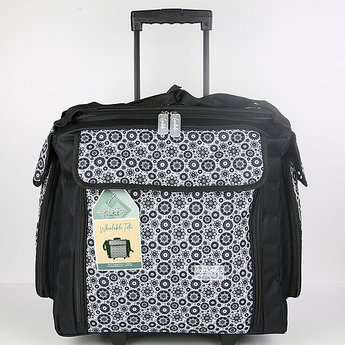 Craft Trolley Tote Bag by Card Deco