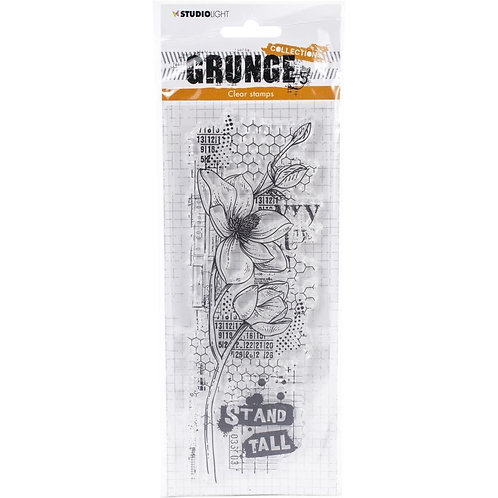 "Studio Light Grunge Collection Stamp 8"" X 2 1/2"""