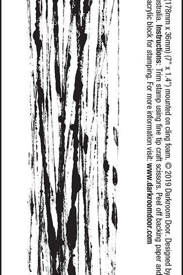 """Darkroom Door Abstract Stamp - """"Abstract 04"""""""