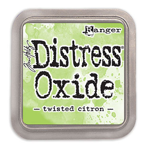"Distress Oxides - ""Twisted Citron"" by Ranger"
