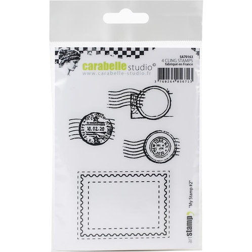 Carabelle Studio Cling Stamp Small