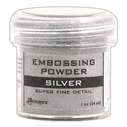 "Ranger Embossing Powder - ""Silver"""