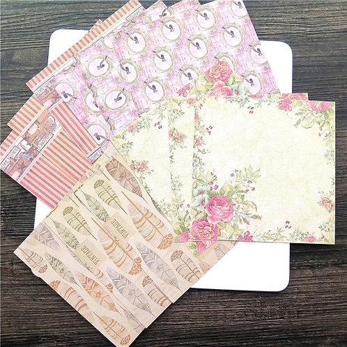 """6x6 inch """"Lovely Garden"""" Design Paper Pack"""