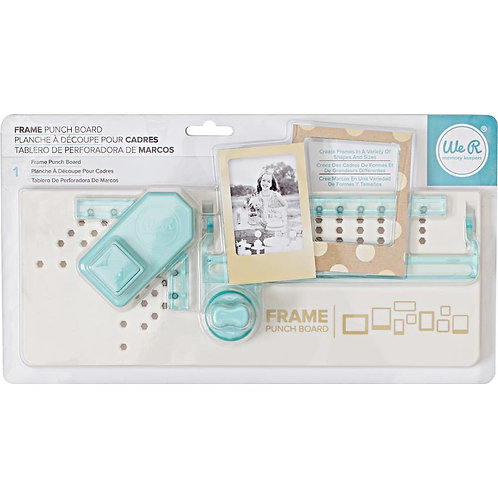 We R Memory Keepers Frame Punch Board