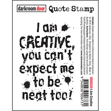 DDQS029-QuoteStamp-IAmCreative